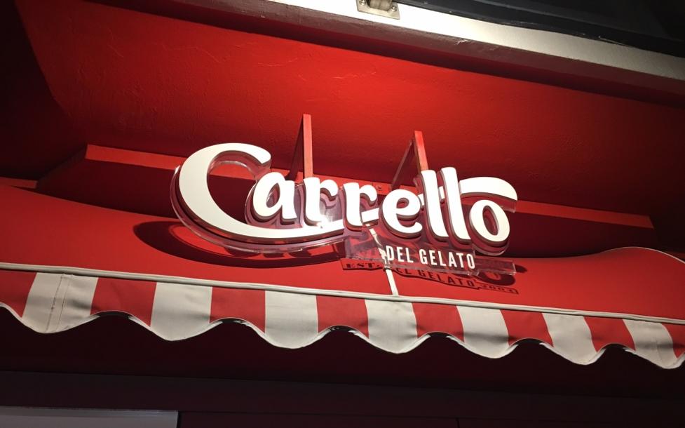 Carrello Del Gelato FMCG Marketing